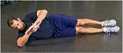 Sleeper Stretch(スリーパーストレッチ)